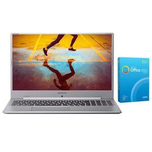 "MEDION AKOYA® S17403, Intel® Pentium® Gold 6405U, Windows10Home, 43,9 cm (17,3"") FHD Display, 256 GB SSD, 1 TB HDD, 8 GB RAM, Notebook, inkl. SoftMaker Office Standard 2021"
