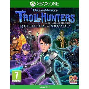 Trollj&auml_ger: Verteidiger von Arcadia (Xbox)