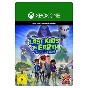 The Last Kids on Earth and the Staff of Doom (Xbox)