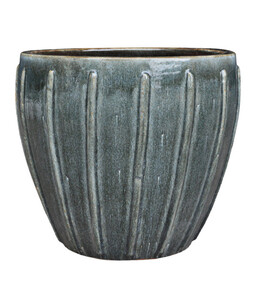 Dehner Keramik-Topf Stream