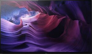 Sony KE-48A9 OLED-Fernseher (121 cm/48 Zoll, 4K Ultra HD, Android TV, Smart-TV)