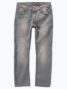 Blue Effect Jungen Jeans - Skinny grau Gr. 134