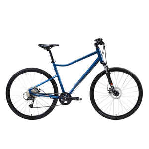 Cross Bike 28 Zoll Riverside 500 blau