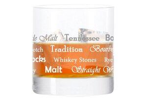 LEONARDO Whiskyglas »Becher, mit Gravur, Stil 03, Tumbler, Geschenk«, Glas