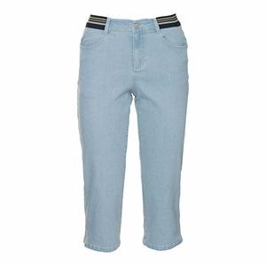 Damen-Jeans-Caprihose