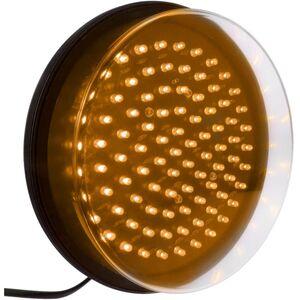 PrimeMatik - LED Licht für Ampel IP65 200mm 12-24V gelb
