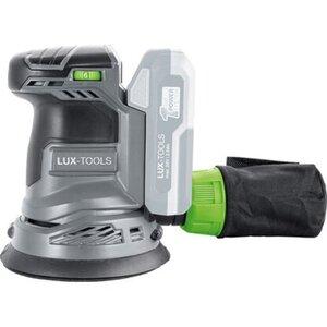 LUX Akku-Exzenterschleifer 1 PowerSystem A-EXS-20/125