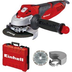 Einhell Winkelschleifer-Set TE-AG 125/750 Kit