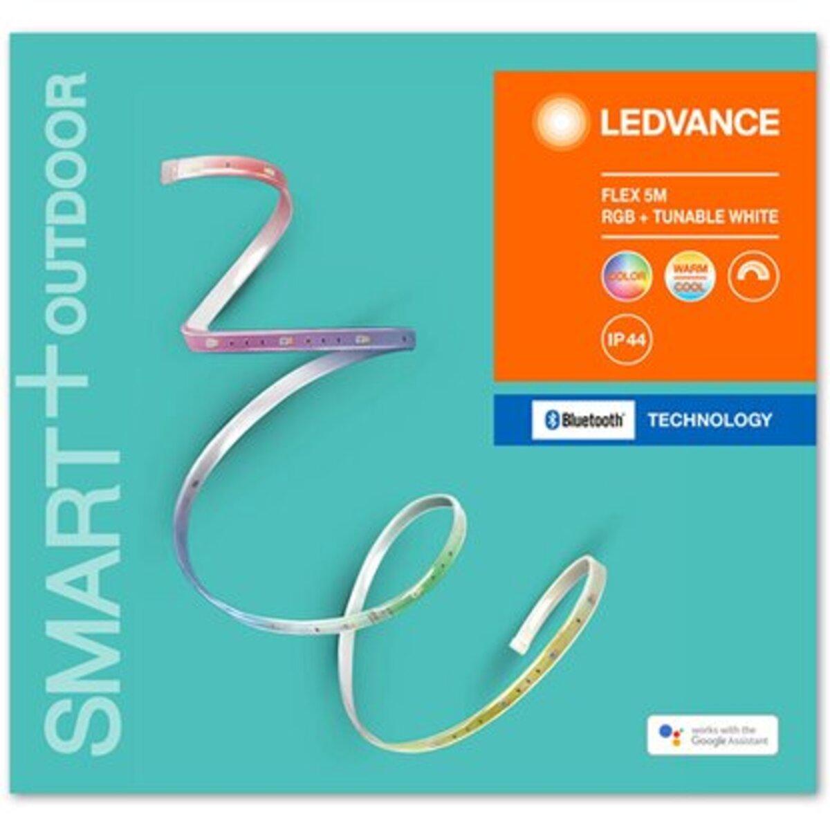Bild 3 von Ledvance Smart+ Bluetooth Flexband Außenbereich 5 Meter 16 Mio. Farben Farbwechs