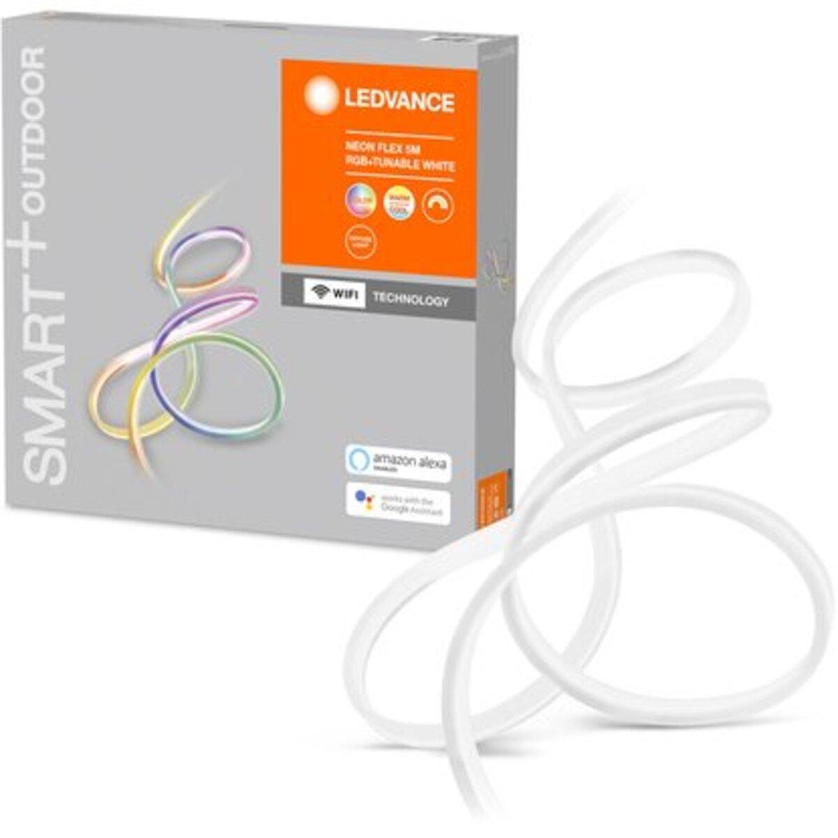Bild 2 von Ledvance Smart+WiFi Flexband Neonflex Außenbereich 5 Meter Farbwechsel