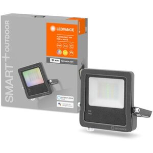 Ledvance Smart+ WiFi LED-Fluter 10W Farbwechsel 16 Mio. Farben