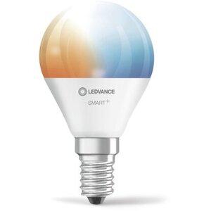 Ledvance Smart+ WiFi LED-Lampe Tropfenform E14/5,5W 470lm Tunable White
