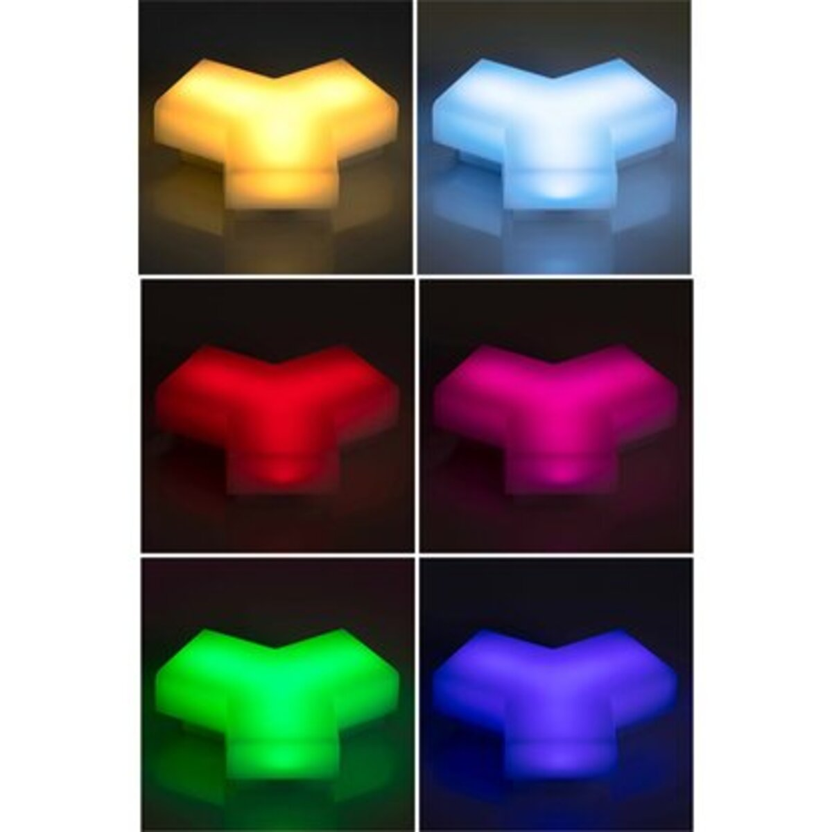 Bild 1 von Trio LED-Lichtsystem Lines Y-Verbinder 2 W, 75 lm