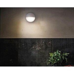 Philips myGarden LED-Außenwandleuchte Capricorn Hellgrau EEK: A-A++