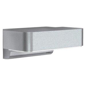 Steinel LED-Außenwandleuchte mit Bewegungsmelder L800 EEK: A