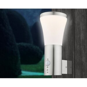 Globo LED-Außenwandleuchte EEK: A -A++ ALIDO