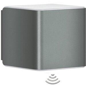 Steinel Bluetooth LED-Wandleuchte mit Bewegungsmelder L840 iHF Anthrazit EEK:A++