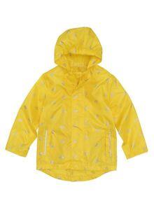 HEMA Kinder-Regenjacke, Faltbar Gelb