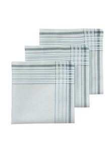 HEMA 3er-Pack Taschentücher, 30 X 30 Cm