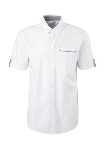 Herren Regular: Hemd aus Baumwollstretch