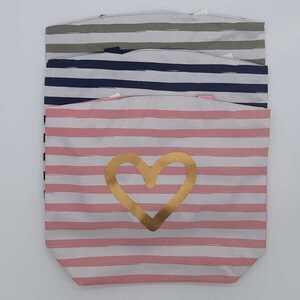 Strandtasche, ca. 48 x 38 x 14 cm, verschiedene Farben