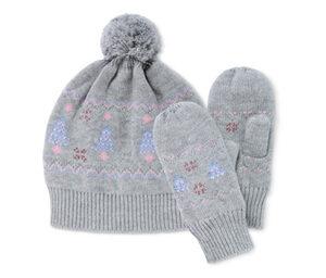 Mütze-Handschuh-Set