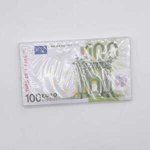 """Notizblock """"Geldschein"""", 80 Blatt, 14 x 8 cm"""