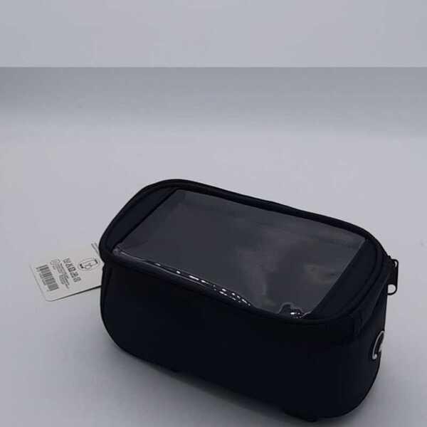 Handytasche mit Touch-Funktion, schwarz