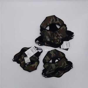 Hundegeschirr Camouflage in verschiedenen Größen