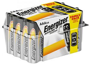 ENERGIZER Alkaline Power Micro Batterien (AAA) Box 24 Stück