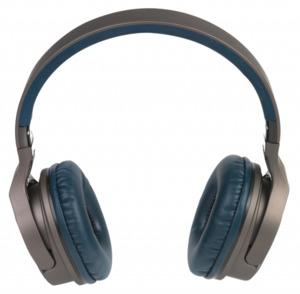 Intenso Bluetooth-Kopfhörer, blau
