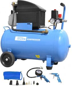 Güde Kompressor-Set 301/10/50 12-tlg.