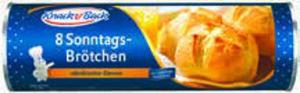 Knack & Back 8er-Pack Sonntagsbrötchen
