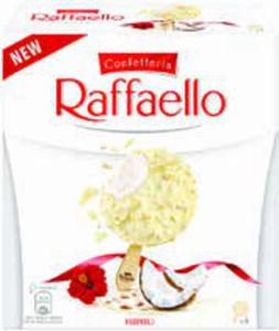 Ferrero Raffaello Ice Cream