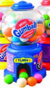 Mini Gumball-Maschine