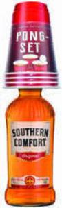 Southern Comfort inkl. Pong-Set