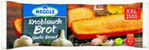 Meggle Knoblauch-Brot