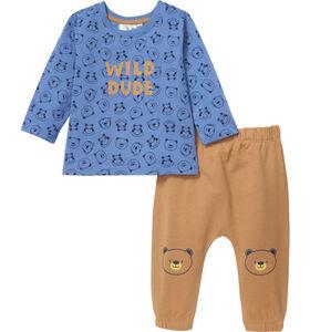 Sweatshirt + Jogginghose