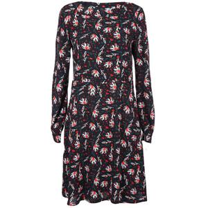 Damen Kleid mit Blumenmotiv