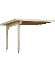 Anbau »Schönheim 0,5«, BxHxt: 334 x 250 x 310 cm, Holz