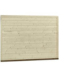Rückwand für Anbau »Schönheim 0,5«, BxHxt: 264 x 250 x 28 cm, Holz