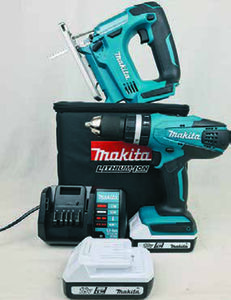 Makita DK18113X1 Akku-Geräteset 18 V
