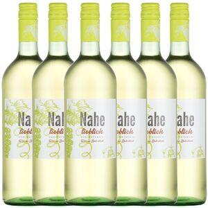 Nahe Qualitätswein QbA, lieblich, 2020, 6er-Karton
