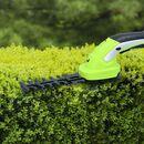 Bild 4 von Kinzo Gras- und Heckenschere 2in1