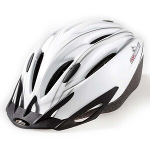 Topvelo Fahrradhelm für Erwachsene, Weiß