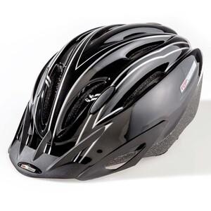 Topvelo Fahrradhelm für Erwachsene, Schwarz