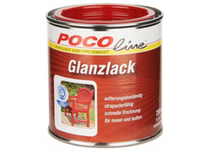 Glanzlack 2in1 feuerrot (RAL 3000) 250 ml