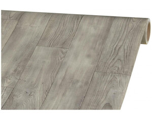 Vinylboden Basic, Lärche grau, ca. 400 cm