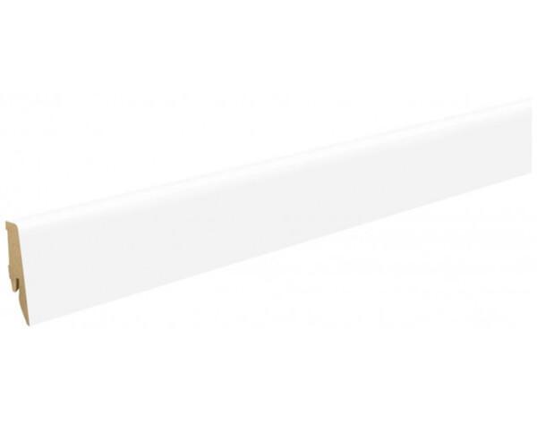 Sockelleiste weiß ca. 58 mm hoch