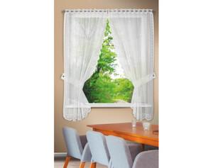 SeitenschalgarniturBern weiß 2 x ca. 90 x 160 cm